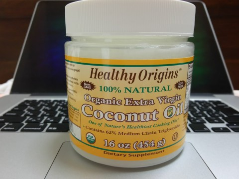 Healthy Origins, Organic Extra Virgin Coconut Oil, 16oz