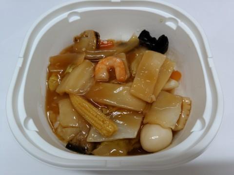 12品目の特製中華丼